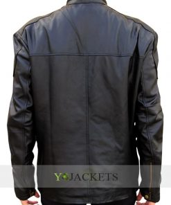 Black Breaking Bad Aaron Paul Jacket