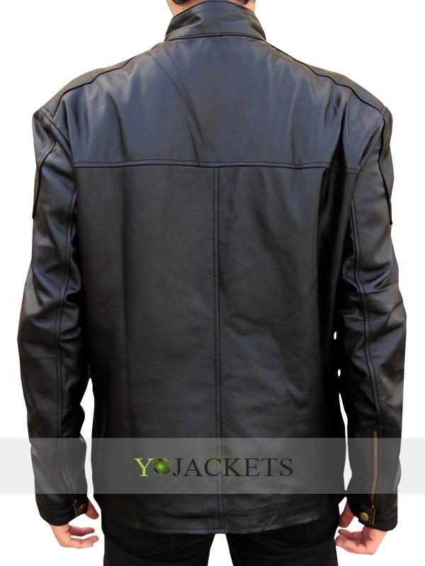 Black Breaking Bad Aaron Paul Jacket