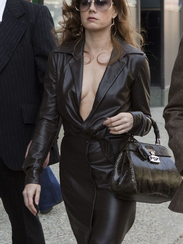 American Hustle Amy Adams Jacket