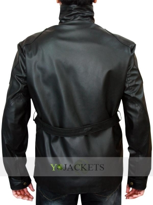 Bane Dark Knight Rises Jacket