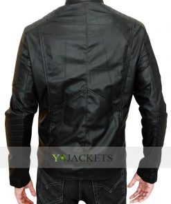Batman Jacket Black