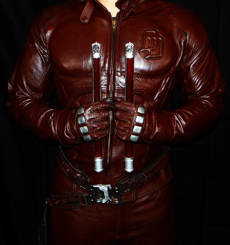 Ben Affleck Dare Devil Jacket