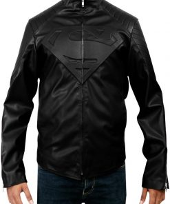 Black Smallville Jackets