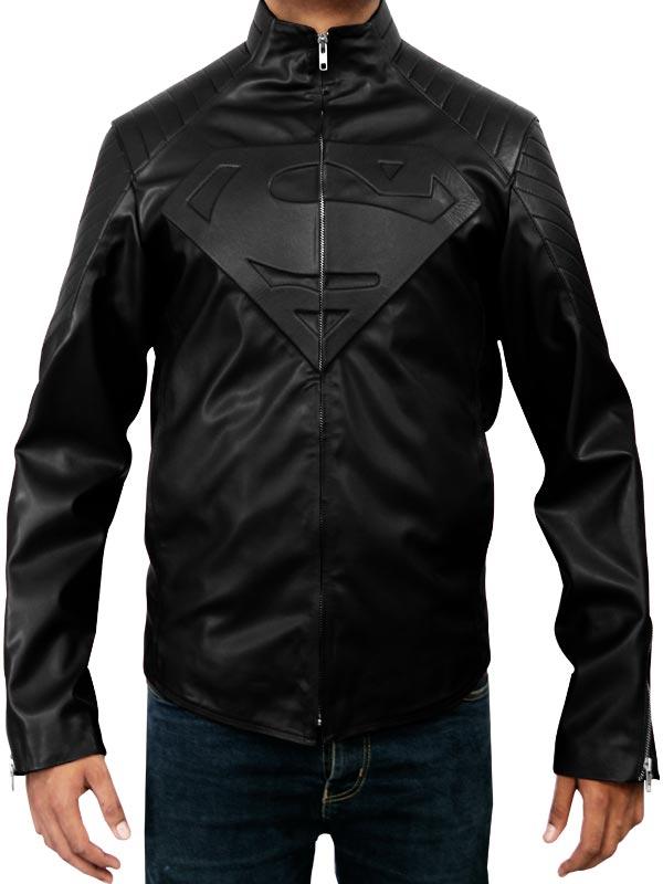 Black Smallville Jackets