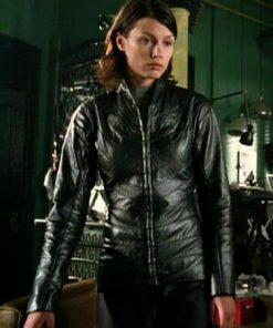 Bridget Moynahan I Robot Jacket