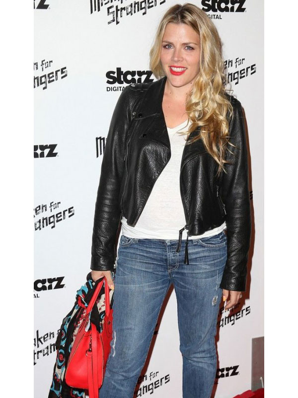 Busy Philipps Jacket