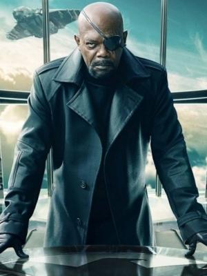 Captain America The Winter Soldier Coat Yojacket