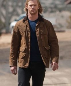 Chris Hemsworth Thor Jacket