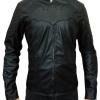 Christian Bale Batman Leather Jacket