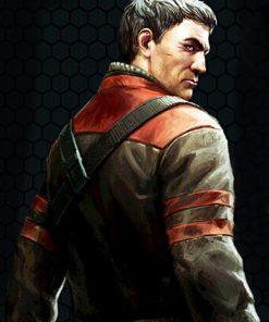 Contract Killer 2 Gaming Jacket