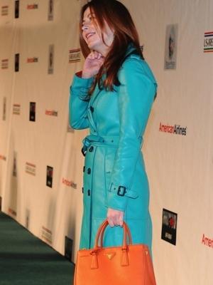 Dana Delany Turquoise Jacket