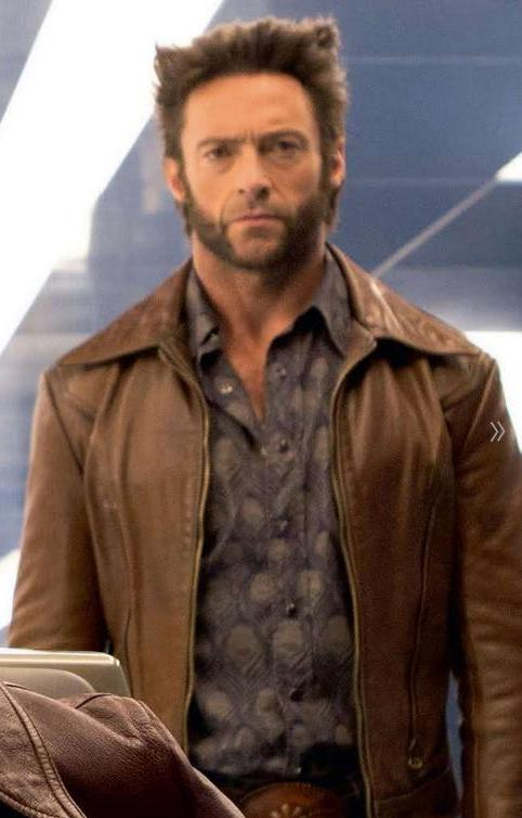 X Men Days of Future Past Wolverine Jacket