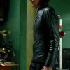 Bridget Moynahan Leather Jacket