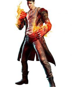 Devil May Cry DMC Dante Coat