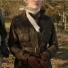 Easy Virtue Jessica Biel Dark Brown Jacket