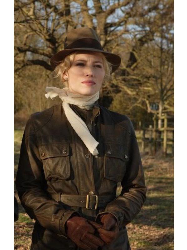 Easy Virtue Jessica Biel Jacket