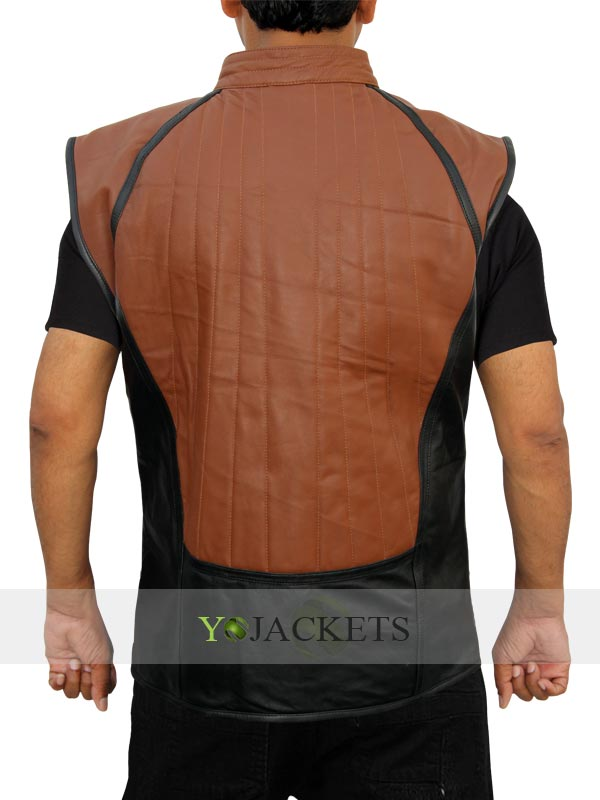 Farscape Leather Vest