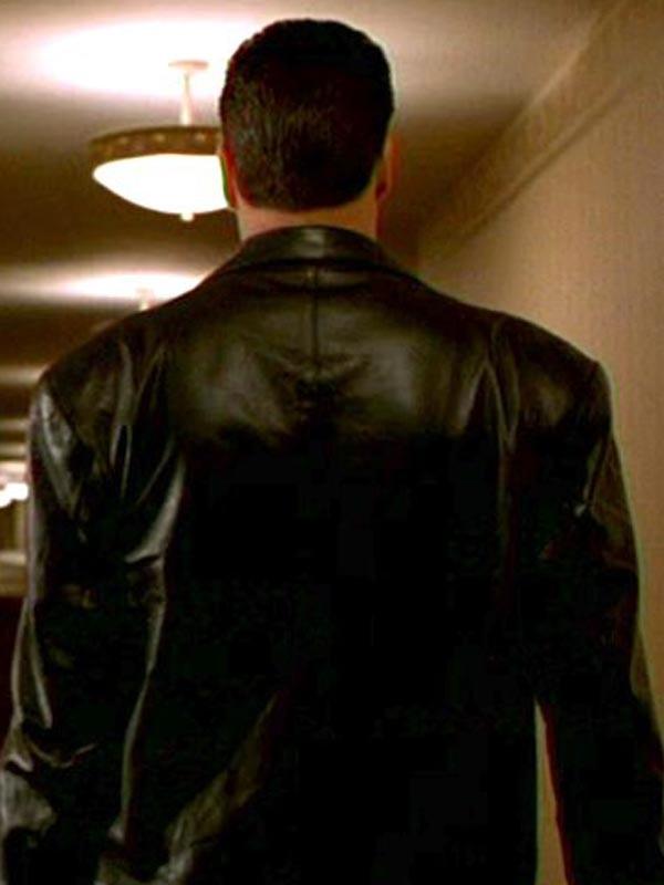 Get Shorty John Travolta Leather Jacket Coat