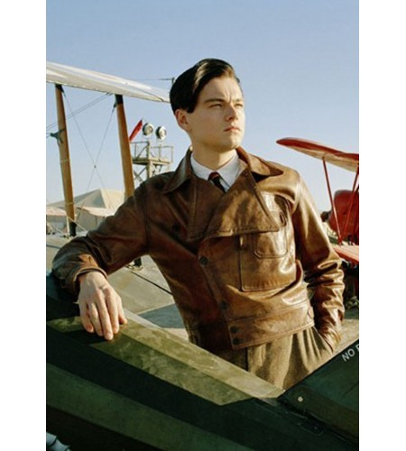 Howard Hughes Aviator Jacket