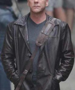 yojackets Jack Bauer 24 Series Leather Jacket