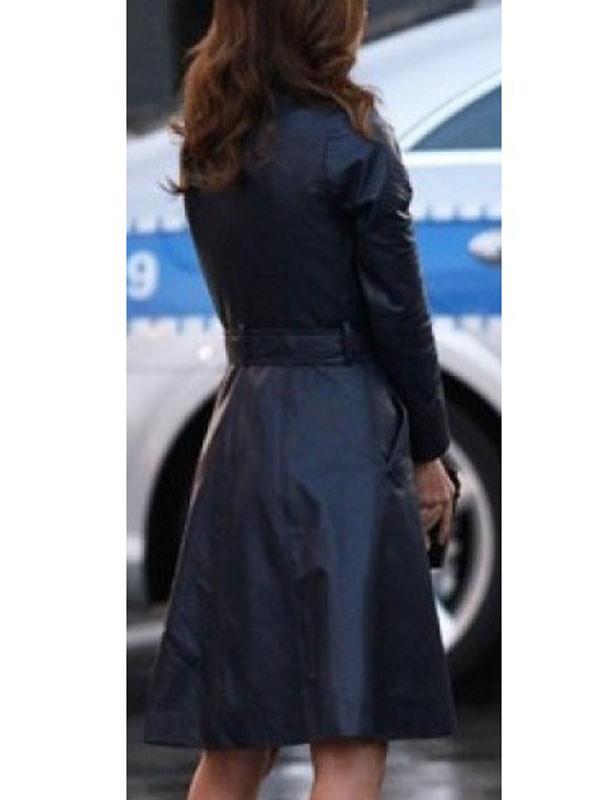 Jessica Biel Coat