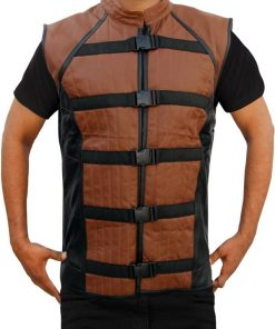 John Crichton Farscape Real Leather Vest