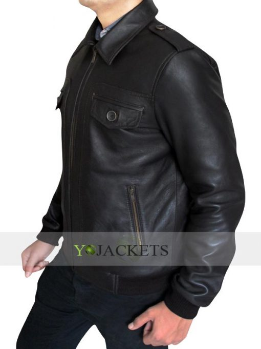 Steve Locomotive Jacket