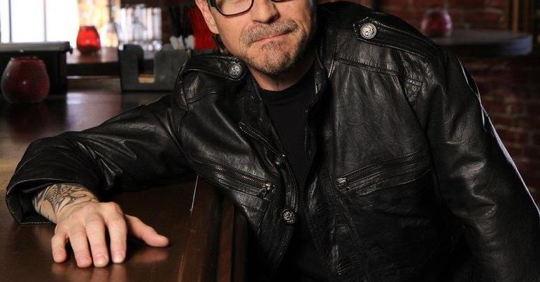 Outlaw Empire Leather Jacket Kurt Hutter