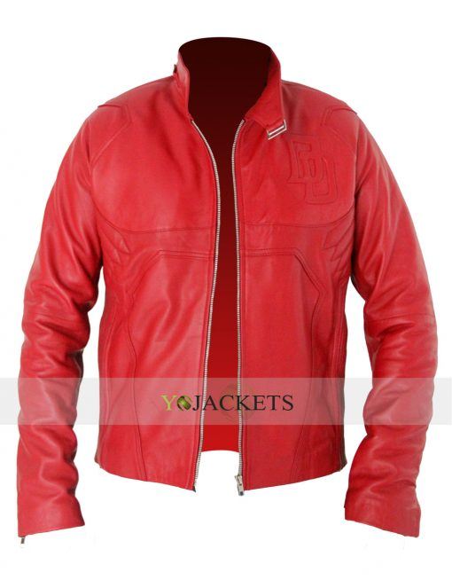 Red Dare Devil Jacket