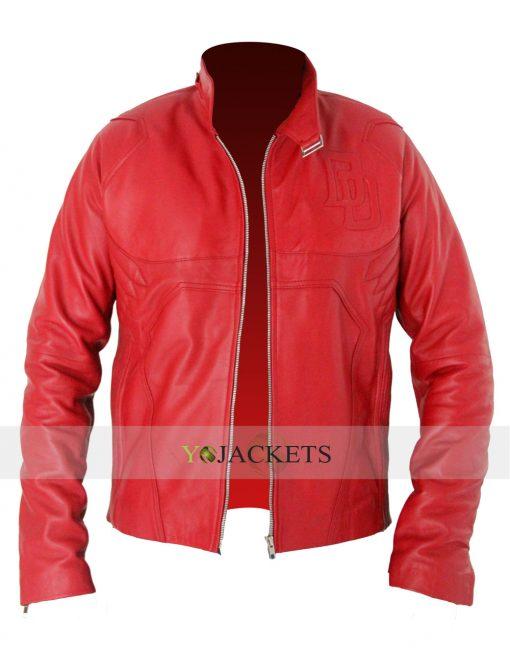 Red Dare Devil Jacket