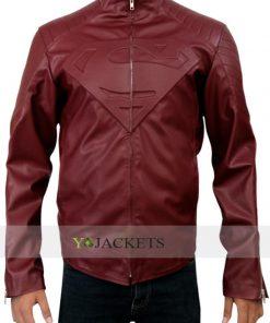 Red Superman Smallville Jackets
