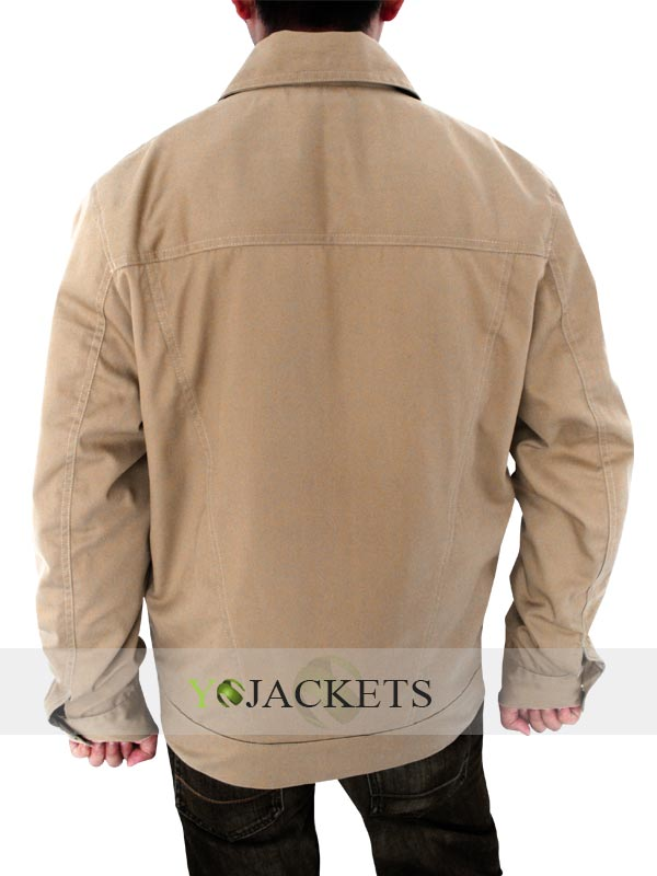 Rick Grimes Walking Dead Jacket