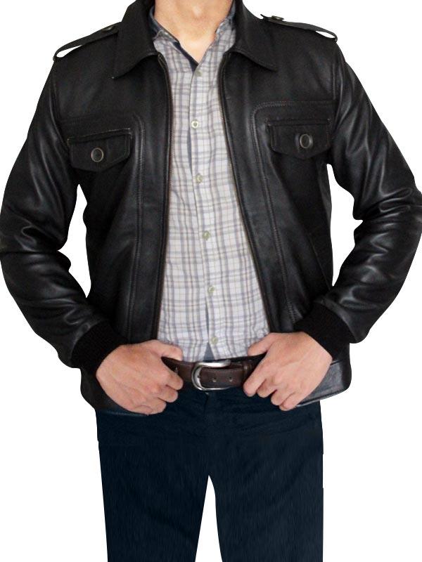 Steve Rogers Locomotive Jacket