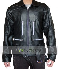 Terminator 3 Leather Jacket Motorcycle