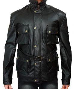 The Dark Knight Rises Bane Coat Jacket