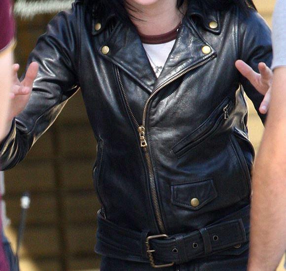 The Runaways Kristen Stewart Leather Jacket