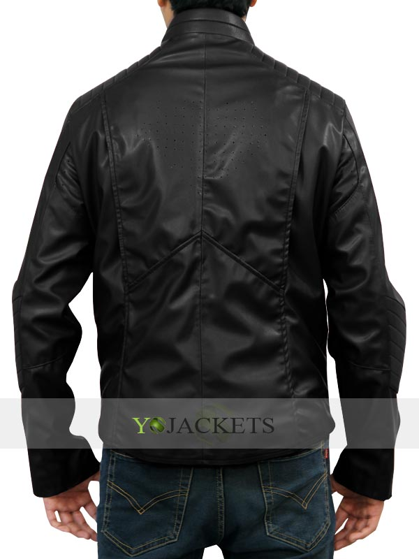 Tom Welling Superman Smallville Leather Jacket