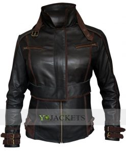 Total Recall Jessica Biel Jacket Celebrity Jackets1