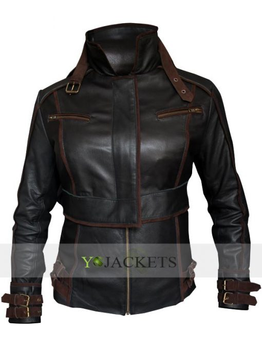 Total Recall Jessica Biel Jacket Celebrity Jackets1