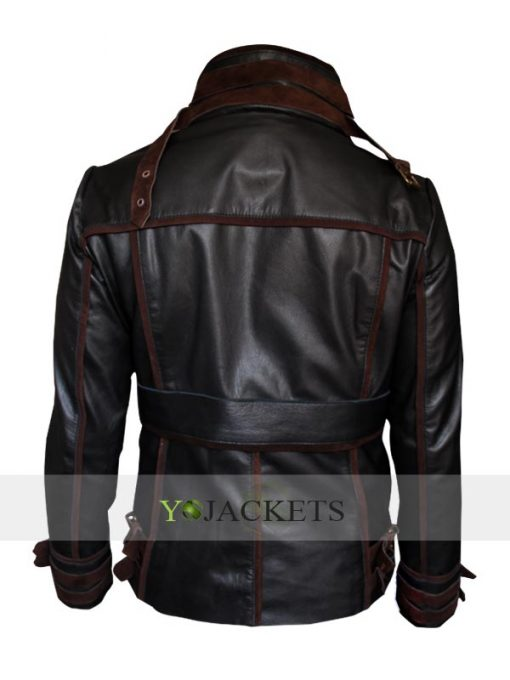 Total Recall Jessica Biel Leather Jacket1