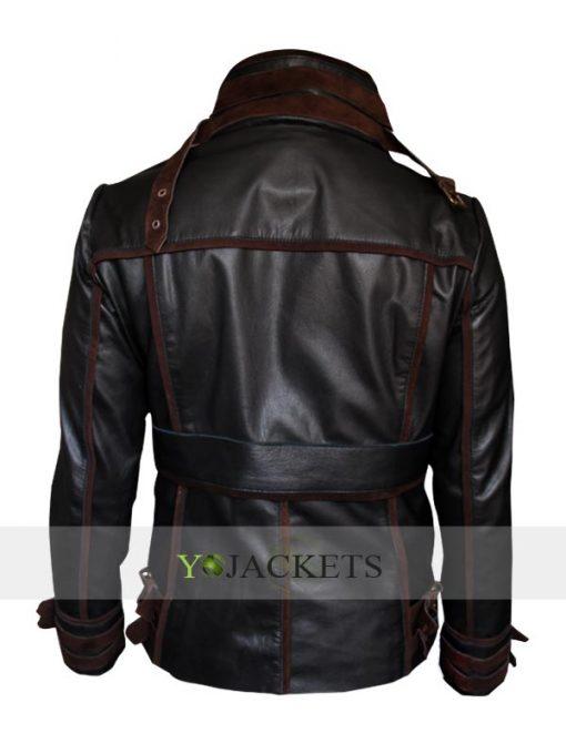 Total Recall Jessica Biel Leather Jacket1