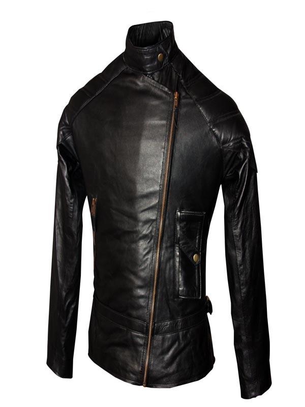 Wanted Jacket Angelina Jolie Leather Jacket