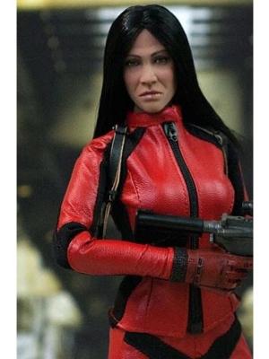 Women Kaneda Akira Leather Jacket