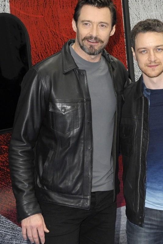 X MEN Origins Wolverine Leather Jacket