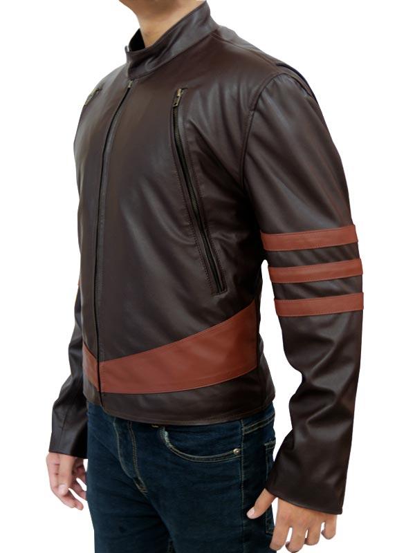 X Men Origins Wolverine Hugh Jackman Jacket