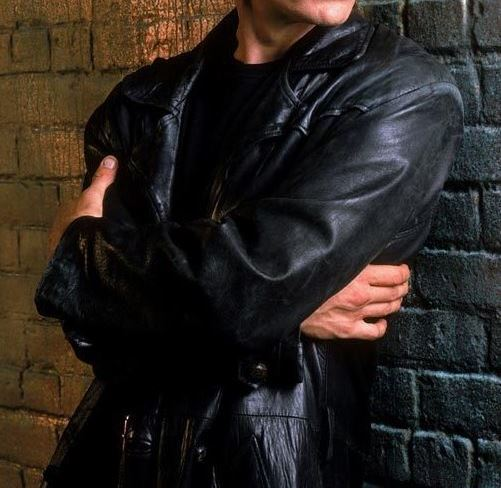 Buffy the Vampire Spike Trench Leather Jacket