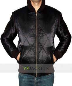 Ryan Gosling Drive Jacket Black