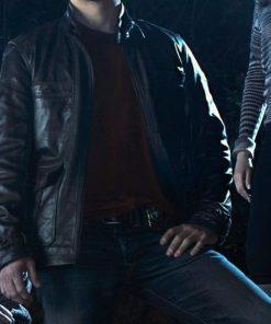 David Giuntoli Grimm Jacket