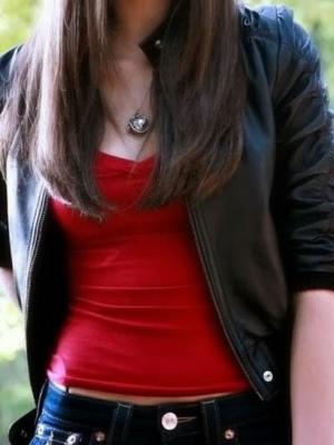 Elena Gilbert The Vampire Diaries Jacket