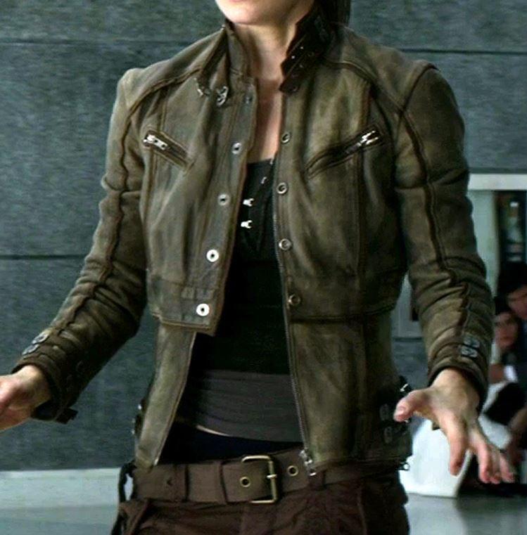 Jessica Biel Jacket
